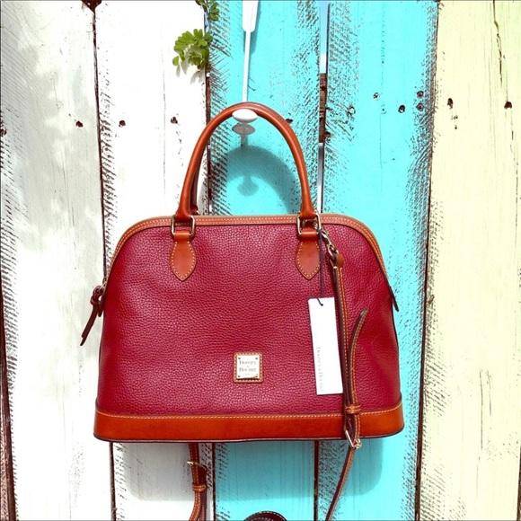 Dooney & Bourke Handbags - Dooney & Bourke Deana Satchel